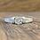 Thumbnail: Round Diamond Ring