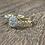 Thumbnail: Two Tone Round Diamond Halo