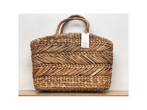 Hyacinth Island Bag