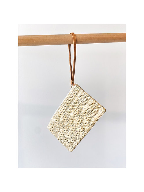 Small Woven Clutch/Bag
