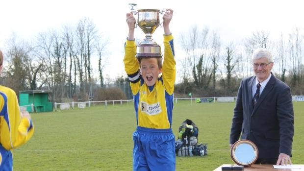 Cup glory