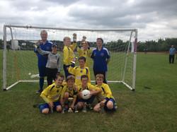 Carterton Tournament 2014 Under 10 Winners.JPG