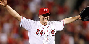 Homer Bailey No Hitter Picture.jpg
