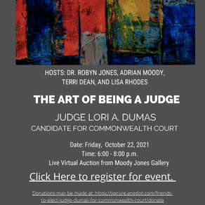 THE ART OF BEING A JUDGE