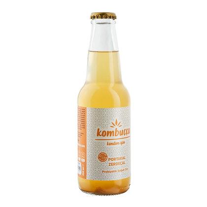 Kombuçça - Portakal Zerdeçal (250 ml)