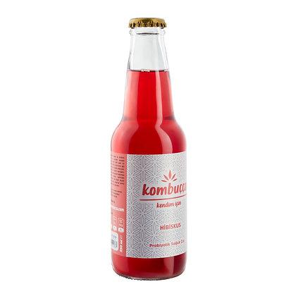 Kombuçça - Hibiskus (250 ml)