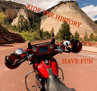 Indian Motorcycle Tour West