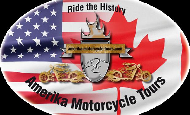 Logo Amerika Motorcycle Tours