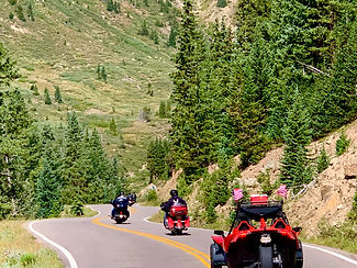 Colorado Kurvenabenteuer