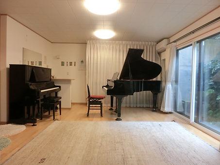 青葉台のピアノ教室なら小坂友紀子ピアノ教室