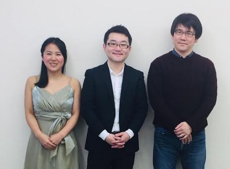 齊藤直樹タンゴトリオコンサート