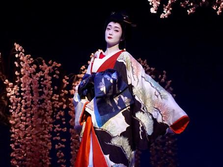 元宝塚歌劇団、桃花ひなさん初の退団後の公演。「錦会」