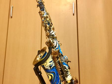 教室で使用している楽器を紹介します*