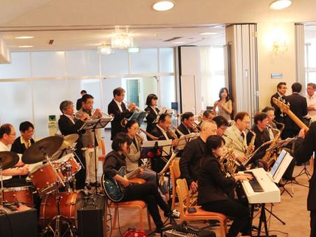日本大学創立70周年記念パーティー演奏