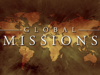 """Allowing the Holy Spirit to Direct Missions Ministry"""