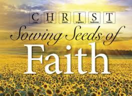 Planting Spiritual Seeds