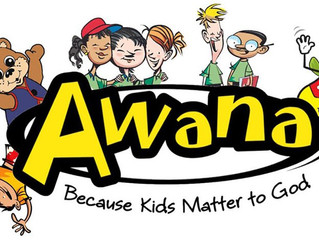 In The Circle with the AWANA Ministry Director
