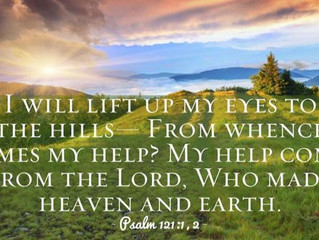 The LORD, My Eternal Helper – Psalm 121