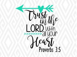 Lord, I Will T.R.U.S.T. You!