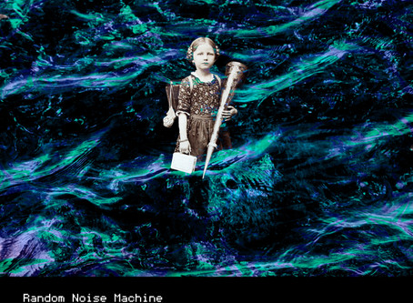 "RANDOM NOISE MACHINE presenta ""Nuevas Luces"""