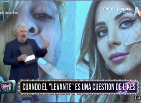 Medio funense llega a la Televisión Nacional