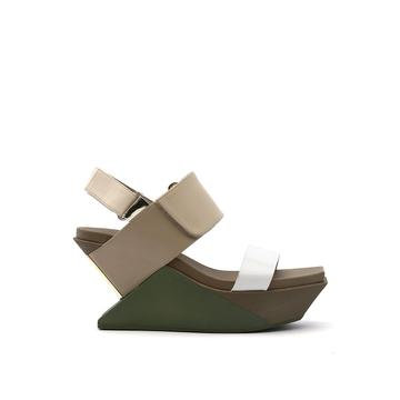 United Nude Delta Wedge Sandal