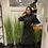 Thumbnail: SECOND FEMALE Vestido negro flores Elmy Dress