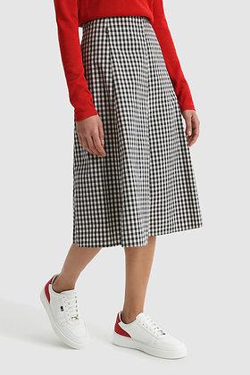 W's Patterned Skirt