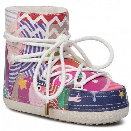 Bota Sneaker Pop White 70101