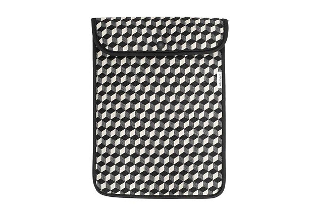 Funda con solapa para portátil Optical Check