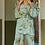 Thumbnail: Kimono Swan Lake Light Green