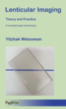 Lenticular imaging book