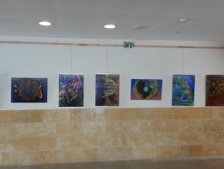 """""""The Beauty in Fractals"""" exhibit"""