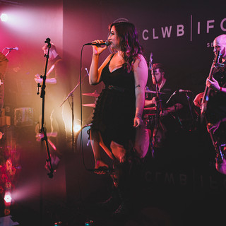 Hawthorn Avenue Live at Clwb Ifor Bach, Cardiff