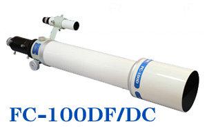 タカハシ FC-100DC鏡筒 (6×30ファインダー付)