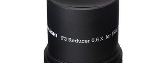 タカハシ F3レデューサー 0.6×