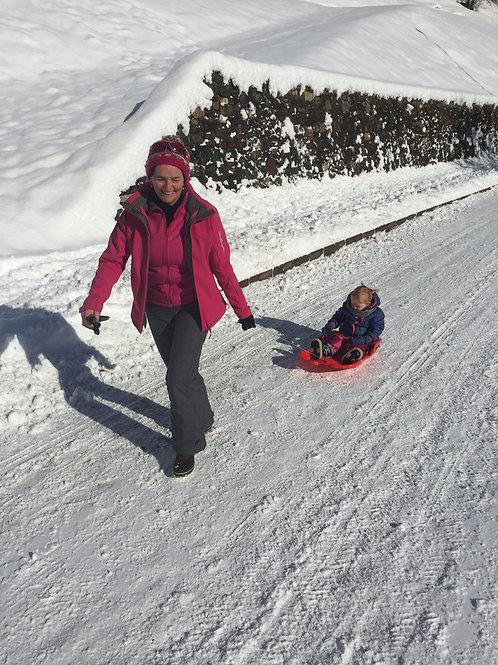 Liftpas Pejo niet skiërs - wandelaars