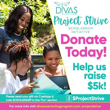 DIVAS Project Strive Donation Flyer.png