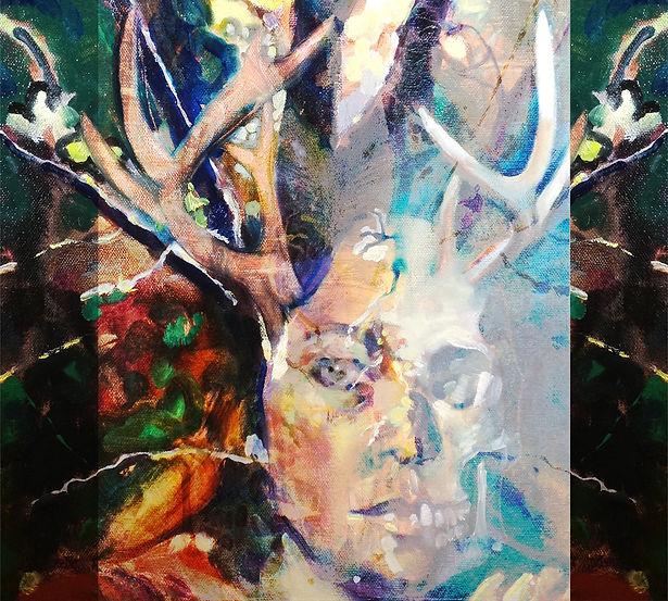 Self portrait w antlers REDUX.jpg