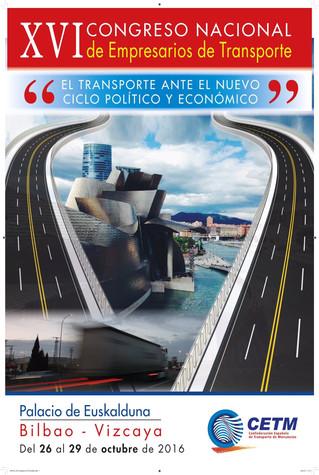 XVI CONGRESO NACIONAL de Empresarios de Transporte en Bilbao
