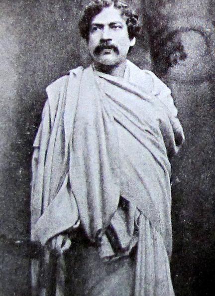 Sir JC Bose (1900)
