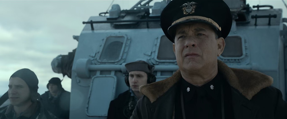 Tom Hanks in 'Greyhound'