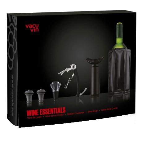 WINE ESSENTIAL SET 6 accessoires