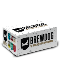 BREWDOG Box 12 Beers of Christmas