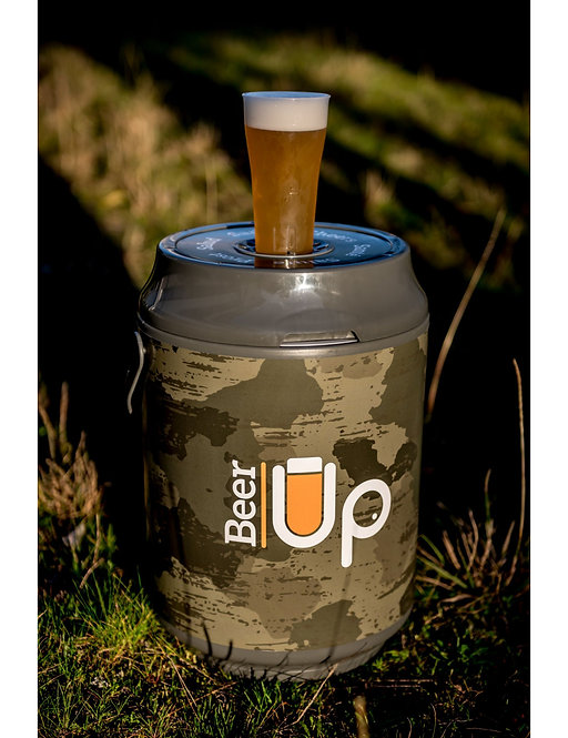 """TIREUSE BEER UP 5L AUTONOME """"CAMOUFLAGE"""""""