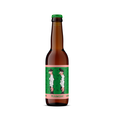 MIKKELLER New England IPA 3.5° 33cl