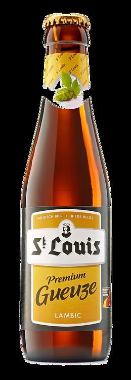 ST LOUIS Gueuze 4.5° 25Cl