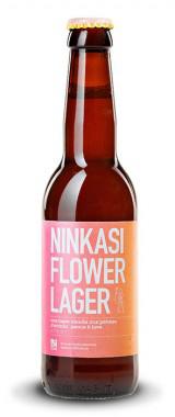 NINKASI Flower Lager 33cl
