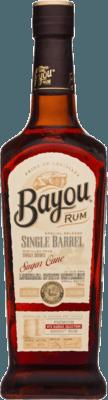 Rhum BAYOU Single Barrel 40° 70Cl