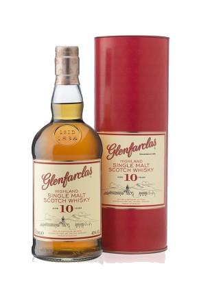 Whisky GLENFARCLAS Highland Single Malt 10 ans 40° 70Cl